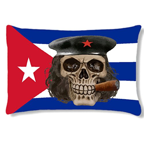 Coussin rectangulaire Cuba by Cbkreation