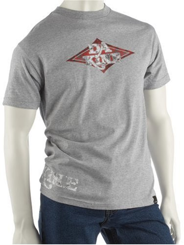DAKINE T-Shirt Vintage Logo S/S, Größe M, heather