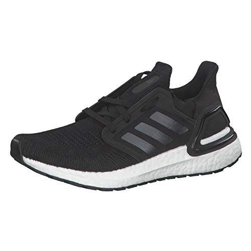 adidas Damen Ultraboost 20 W Laufschuh, Core Black/Night Met./FTWR White, 38 EU