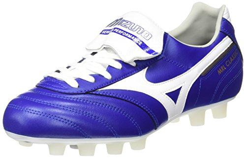 Mizuno MRL Classic MD Chaussures pour Homme, Homme, Basket, P1GA160522_40, Bleu, 40 EU
