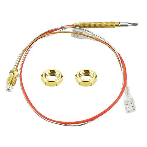 PERFETSELL Außenheizung Ersatzteile Thermoelement Heizpilz für Heizstrahler mit M6x 0,75Kopfgewinde, M8x 1Anschlussmuttern für den Außenbereich
