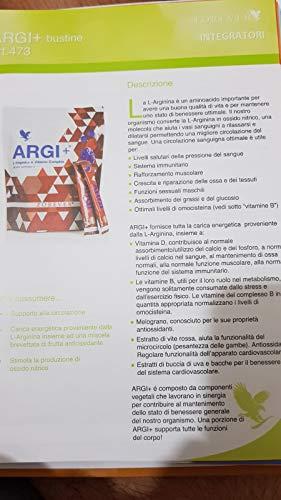 ARGI + Bustine