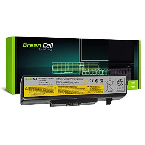 Green Cell Akku für Lenovo V480c 4762 V480s 20167 24971 4971 V580 20147 24738 4738 V580c 20160 24980 4980 Laptop (4400mAh 11.1V Schwarz)