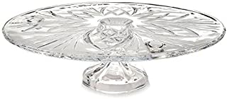 Marquis by Waterford Newberry 13 Footed Cake Plate by Waterford