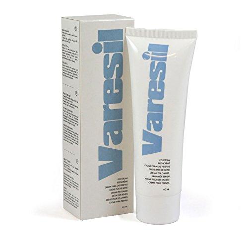 Varesil Cream: Crema para aliviar las varices