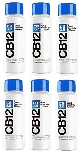 CB12 250ML 6ER PACK Minze / Menthol Mundwasser