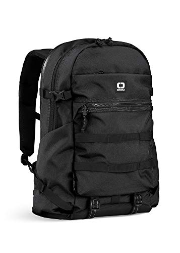 OGIO ALPHA Convoy 320 Laptop Backpack, Black