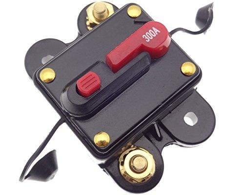 300A Sicherungsautomat Automatik Abschalter Sicherung Auto Fahrzeug Batterie 12V