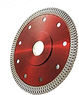 Tile Blade 4 inch,Stylish Y&I Porcelain Blade Super Thin Ceramic Diamond Saw Blades for Grinder Dry or Wet Tile Cutter Disc With Adapter 7/8