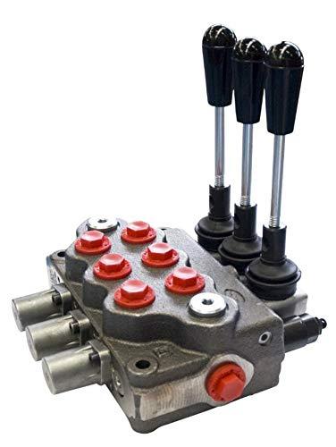 Lem Select – Distributeur hydraulique à 3 éléments double effet 3/8′ (H Basic)