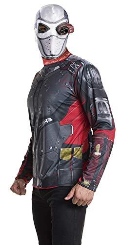 Rubie's-déguisement officiel - Rubie's- deguisement Deadshot adulte-Taille unique- I-810998STD