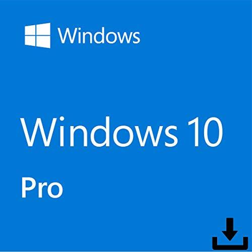 ENUKOV, Lizenzschlüssel für Windows 10 Pro 32-64 bit, 100% Aktivierung, Senden per E-Mail und Post