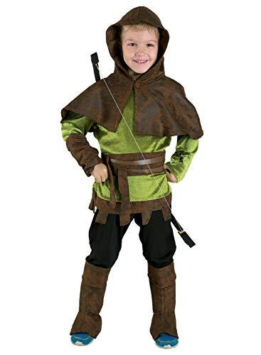 Unbekannt Aptafêtes–Robin Hood–Größe 4–cs37404/4Jahre