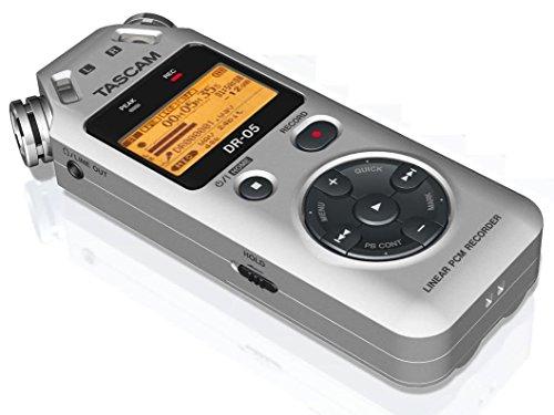 Tascam TASCAM DR -05 SILVER Portable Digital Recorder, Silver