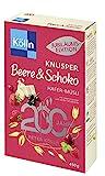 Kölln Knusper Beere & Schoko Hafer Müsli, 8er Pack (8 x 450 g)