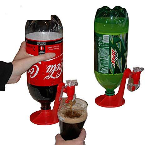 Funlove Handdruck Wasserkocher Kühlschrank Soft Cola Getränkespender Verteiler Ventil Soda Getränkeschalter Power Saver Trinkbrunnen