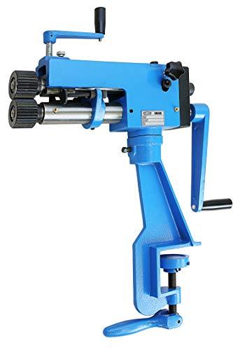 Pro-Lift-Werkzeuge Bördelmaschine Sickenmaschine Bördelgerät Handbetrieb Stahlbiegemaschine Sickenrolle bördeln manuell Biegemaschine Bördelapparat Wulstmaschine Spezialwalze