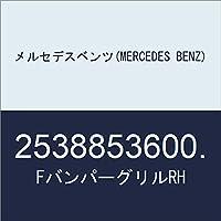 メルセデスベンツ(MERCEDES BENZ) FバンパーグリルRH 2538853600.