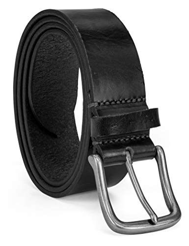 Pats Clovers Scattered Black//Green 20-36 Inches in Length Buckle-Down Seatbelt Belt St 1.0 Wide