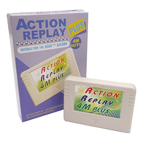 Action Replay 4M Plus - mejora definitiva para su consola de
