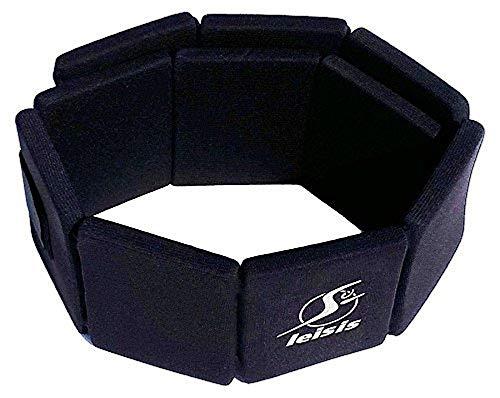 Leisis 0101018 Cinturón de flotación, Negro, 93 x 14 x 1.8 cm