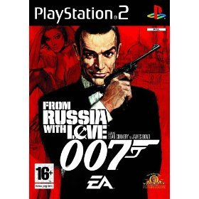 007 James Bond - From Russia with Love (englische Ausgabe) [PS2]