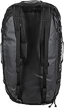 Marmot Long Hauler Large Travel Duffel Bag, 4575ci (75 Liter), Black