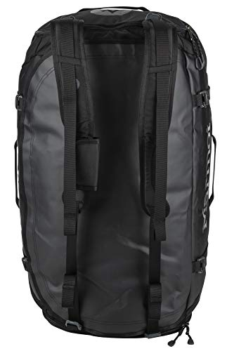 Marmot Long Hauler Medium Travel Duffel Bag, 3050ci (50 Liter), Black