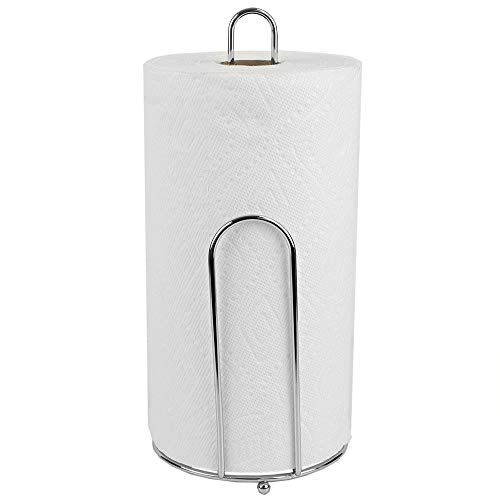 Home Basics Chrome Collection Paper Towel Holder
