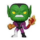 Funko- Pop Marvel: Fantastic Four-Super-Skrull Collectible Toy, Multicolor (44994)