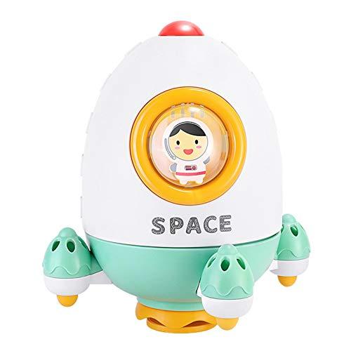 bozitian Juguete de baño para bebé, juguete para bañera, juguete de pared con cascada, spray de agua, regalo de ducha para niños pequeños, niños de 1, 2, 3, 4 años