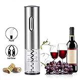 MYYING ELE Elektrischer Korkenzieher, Wiederaufladbar Wein Elektrischer Weinöffner, Automatischer Weinöffner mit Folienschneider, und