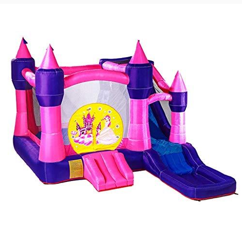 Los niños inflable castillo grande diapositiva interior de los niños inflable Castillo parque de moda juguetes para niños al aire libre trampolín juguetes