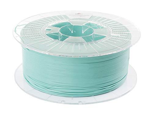 Spectrum PLA Pro Pastel Türkis, 1,75 mm, 1 kg hochwertiges HD PLA-Filament hergestellt in der EU für Desktop-3D-Drucker