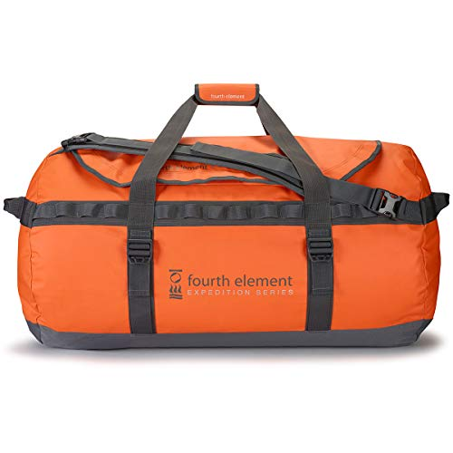 Fourth Element Expedition Duffle 120L Bag/Orange