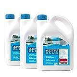 Thetford Activ Blue Baños adicional para depósito de aguas residuales de 6L