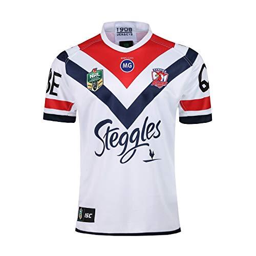Aitry Camiseta de fútbol, Camiseta de Rugby de Gallo Australiano, Camiseta Nacional de Entrenamiento de la Copa Mundial de fútbol de Manga Corta