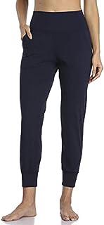 Pantalon de Chándal para Mujer Largos Pantalones │ Leggings de Entrenamiento de Color SóLido para Mujer, Deportes de Fitne...