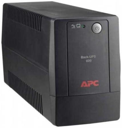 UPS APC BX600L-LM Back-UPS 600VA 120V 300W