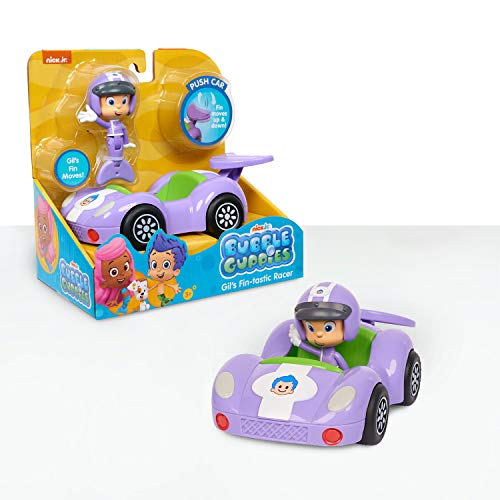 Bubble Guppies Gil's Fin-Tastic Racer