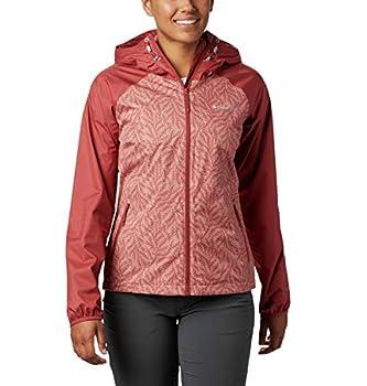 Columbia Women's Ulica Jacket Hooded Waterproof