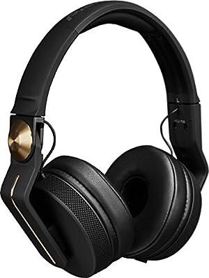 Pioneer DJ HDJ-700N DJ Headphones, Gold