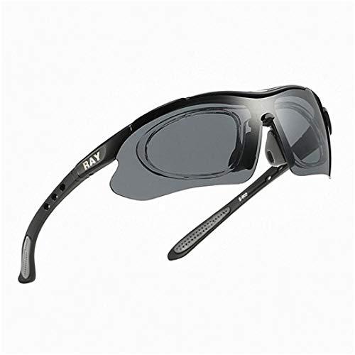 occhiali da sole Sunglasses 2019 Occhiali Da Sole Classici Marca Occhiali Moda Occhiali Da Sole Uomo Uv400 Nero