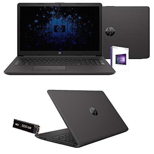 "Notebook Hp Intel Core i3 10Th Gen. 3.4 Ghz 10Gen. Display 15,6"" Hd, Ram 8Gb Ddr4,Ssd Nvme 500 Gb M2,Hdmi,Usb 3.0,Wifi,Lan,Bluetooth,Webcam,Windows 10 Pro, Antivirus, Open Office"