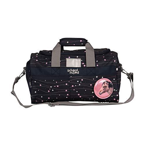 Sporttasche für Mädchen und Jungen - Schultertasche, Schwimmtasche, Reisetasche (Ella (Pferd))
