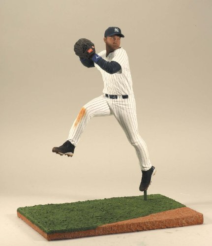McFarlane Toys Action Figure - MLB Sports Picks Series 27 - DEREK JETER