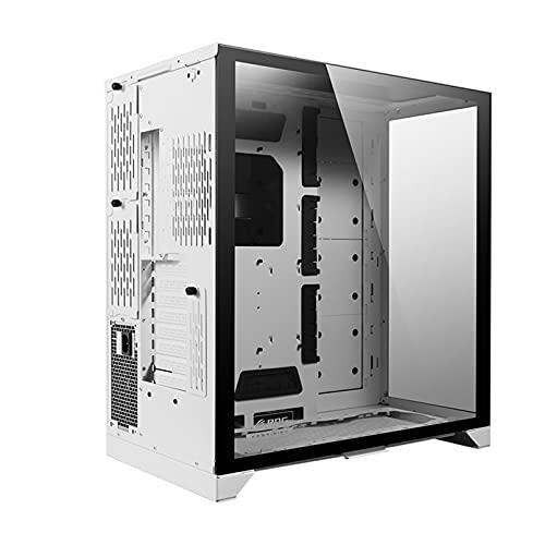 Hörsein Caja informática refrigerada por el Agua, admite Discos Duros Intercambiables en Caliente, sin Diferencia de Tiempo en la Lectura, 10 monturas en Disco, Gran Capacidad