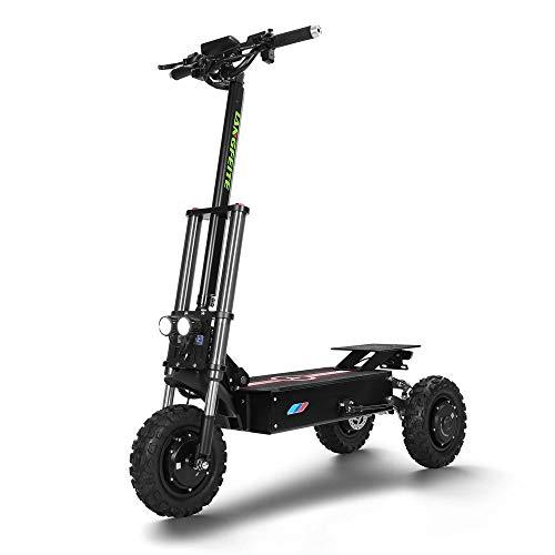 CZPF - Patinete eléctrico de 3 ruedas (3000 W)