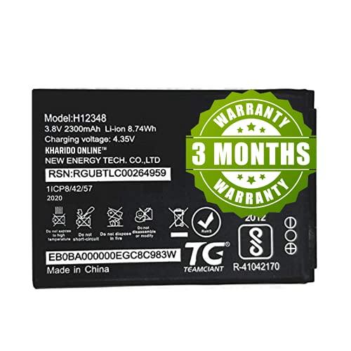 KHARIDO ONLINE 2300 mAh Battery for Reliance JioFi M2 Router (H12348) - 3 Months Warranty