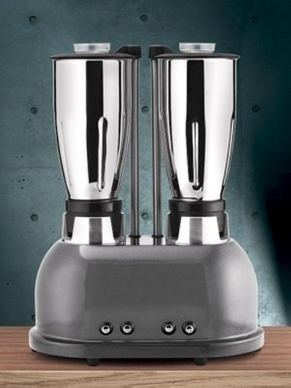 mejor opcion Licuadora Licuadora DOBLE DOBLE DOBLE 2 VELOCIDAD' DOS VASOS DA 1,5 LITROS barman profesional Ced XB98 2  venderse como panqueques